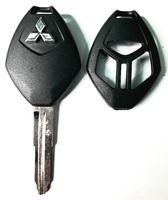 Mitsubishi MIT11R - 3 кнопки + лампа (паз слева)