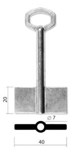 СЕЙФ-2Ф-7х80