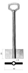 СЕЙФ-2Ф-8х120