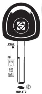 HU43P