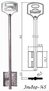 Эльбор-145